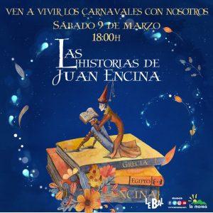 ACTUACIÓN MUSICAL LAS HISTORIETAS DE JUAN ENCINA