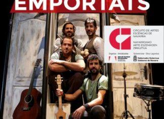 Emportats, un espectáculo circense para toda la familia en Ribaforada