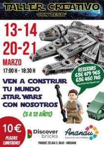 TALLER LEGO ANSOÁIN