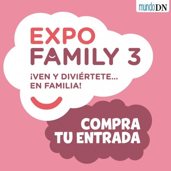 Expofamilly, feria para toda la familia en Pamplona