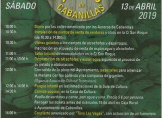 4º DÍA DE LA ALCACHOFA Y DEL ESPÁRRAGO DE CABANILLAS