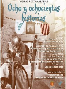 8 Y 800 HISTORIAS EN VIANA