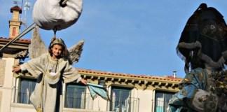 Bajada del Ángel de Tudela