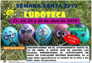 LUDOTECA SEMANA SANTA ABLITAS 2019