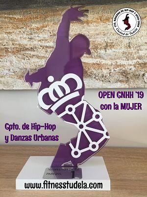 Open CNHH'19 con la MUJER