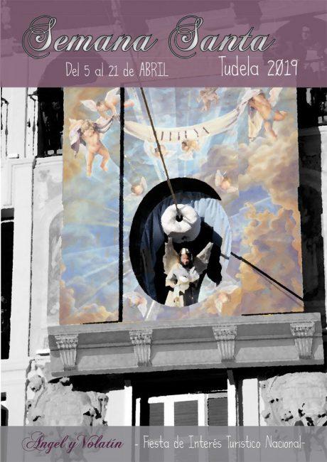 Cartel Semana Santa Tudela 2019