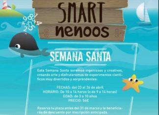 TALLERES SMART NENOOS MARCILLA 2019