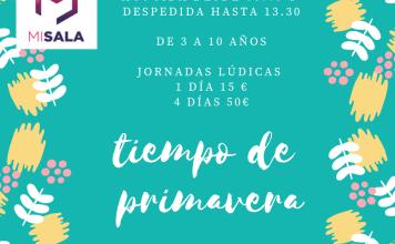 Ludoteca Semana Santa 2019