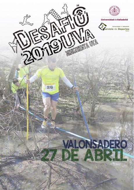 Cartel Desafío Orienta Soria 2019