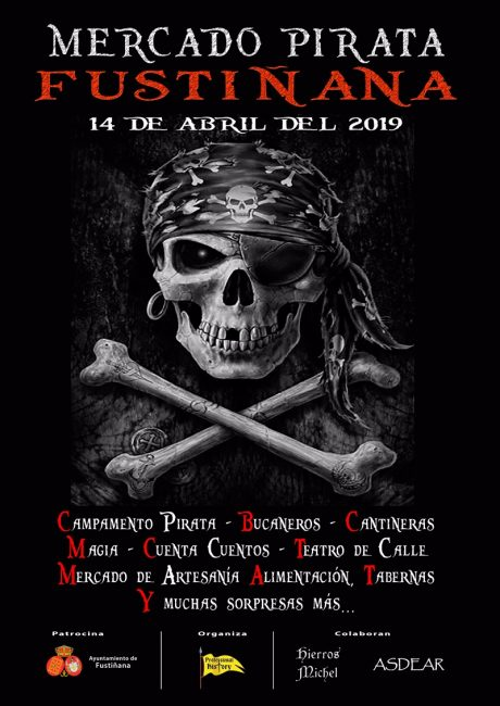 Cartel mercado Pirata