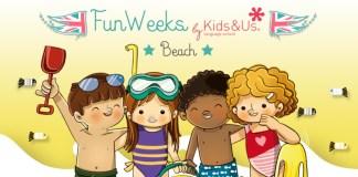 Cartel Kids_Us Campamentos Verano 2019 Tudela