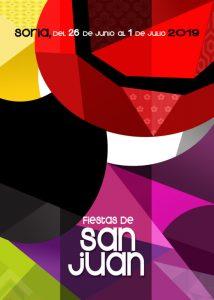 Cartel San Juan 2019 Soria