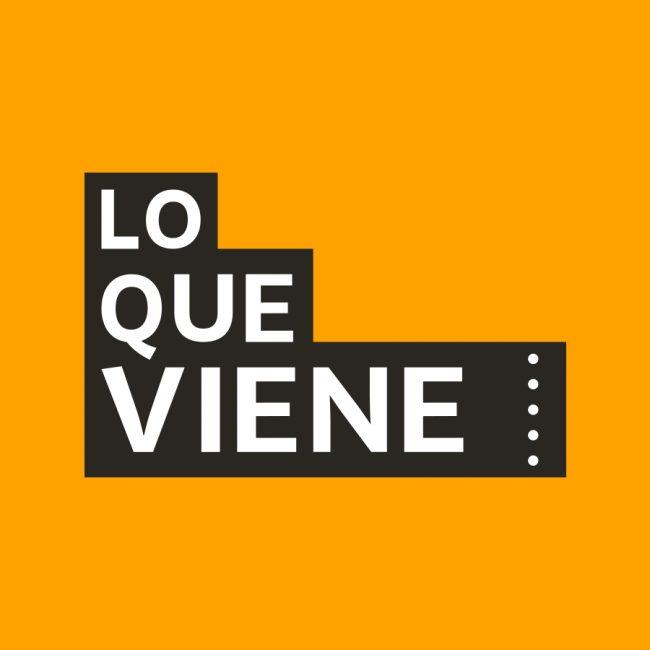 Logo Lo Que Viene 2019
