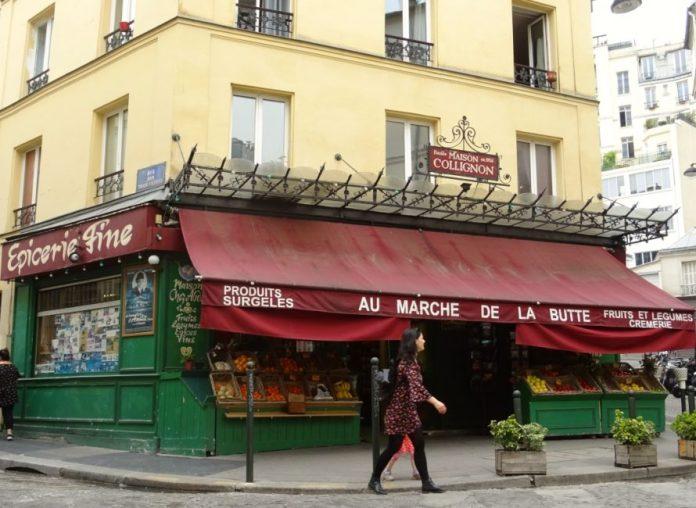Visitar París con adolescentes tienda Amélie
