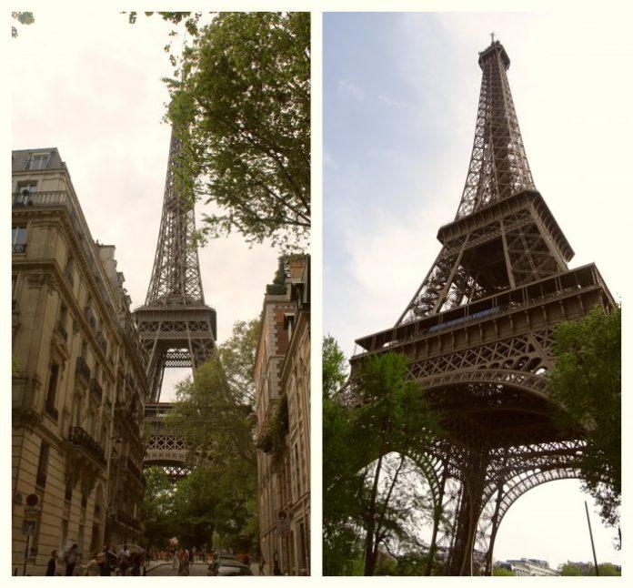 Visitar París con adolescentes Torre Eiffel