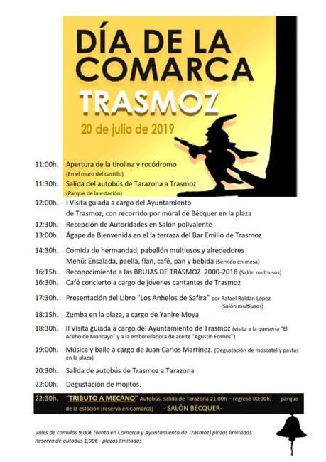 PROGRAMA DIA COMARCA TRASMOZ 2019