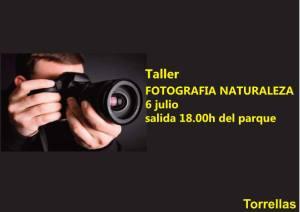 TALLER FOTOGRAFÍA TORRELLAS 2019