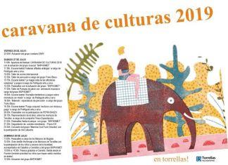 caravana de culturas 2019, Torrellas