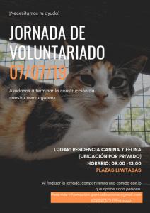 jornada de voluntariado