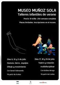 talleres infantiles de verano,Tudela