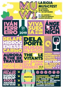 MUWI Rioja Music Fest 2019