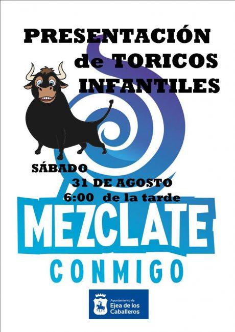 TORICOS INFANTILES EJEA DE LOS CABALLEROS