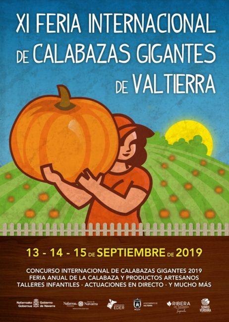 XI FERIA INTERNACIONAL CALABAZAS GIGANTES VALTIERRA