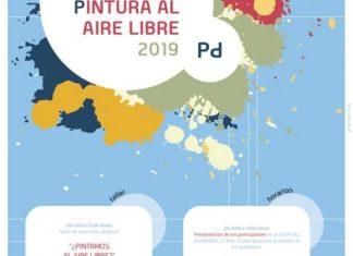 Premio pintura al aire libre 2019 y taller en Tudela