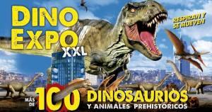 DINO EXPO XXL LOGROÑO