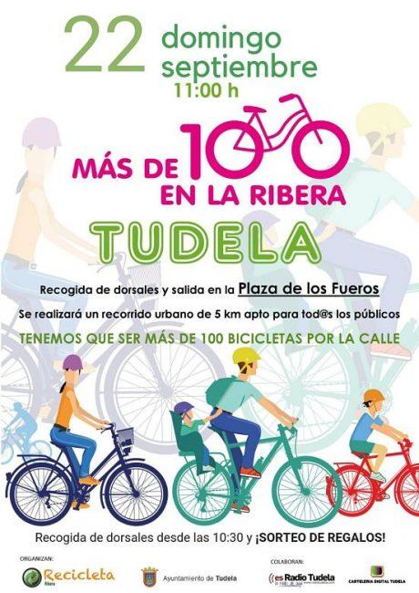 RETO +100 en Tudela y la Ribera