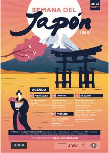 Semana del Japón Itaroa