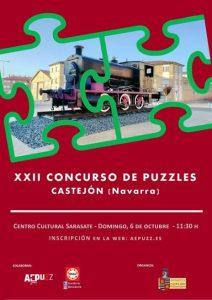 XXII concurso de puzzles Castejón