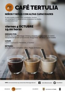 ANAC Ribera café tertulia