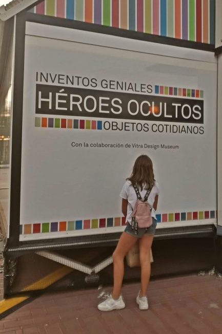 Exposición Héroes ocultos en Tudela