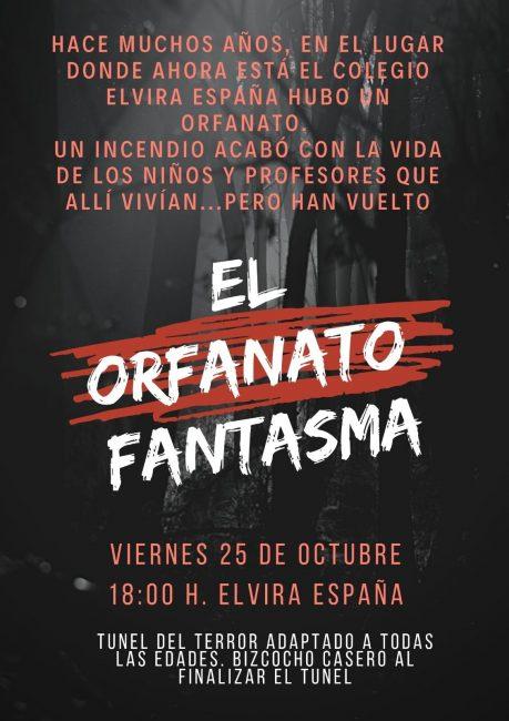 Túnel del terror 2019 Elvira España