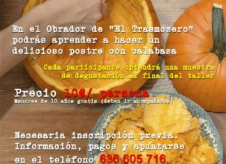 TALLER REPOSTERÍA SIN CLUTEN TRASMOZ
