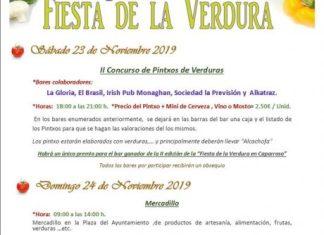 FIESTA VERDURA CAPARROSO 2019