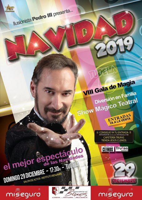 Gala de magia Navidad 2019