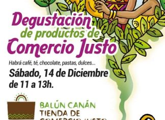 DEGUSTACIÓN COMERCIO JUSTO TUDELA
