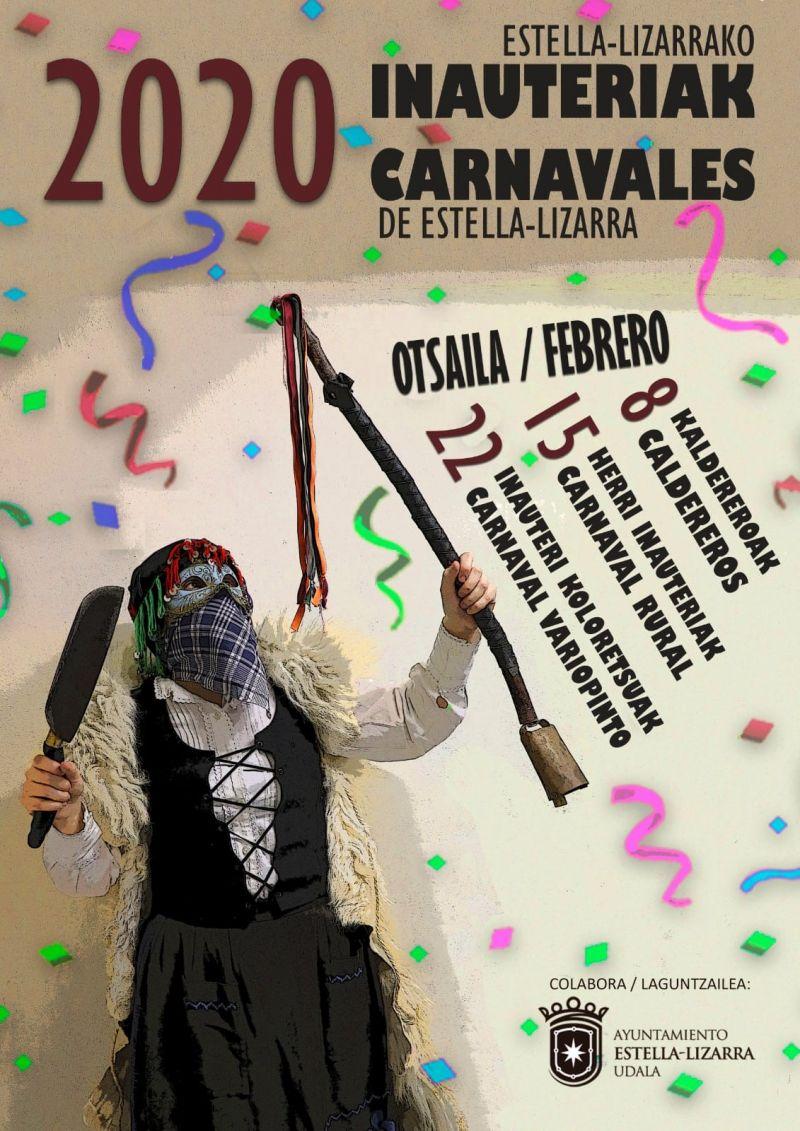 Carnaval 2020 en Estella