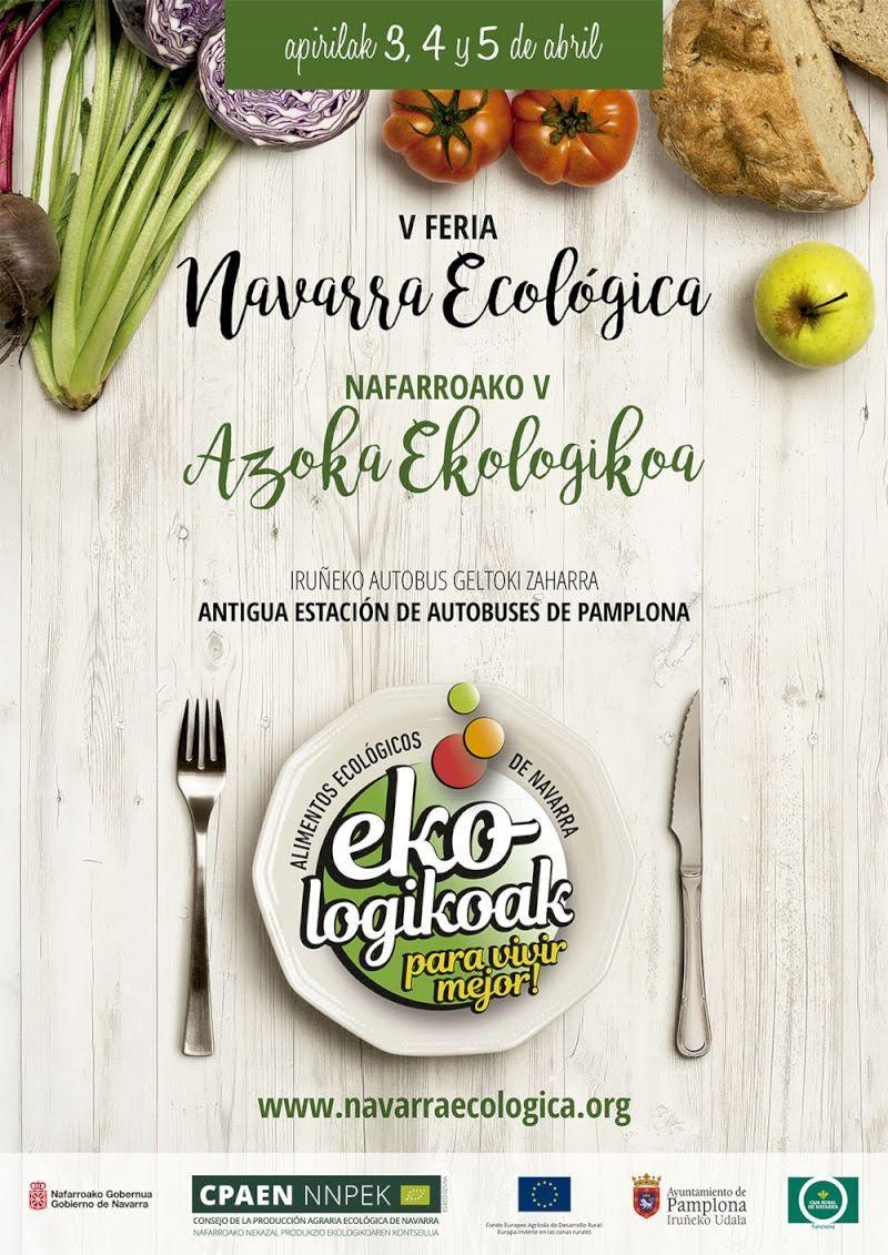 V Feria Navarra Ecológica 2020