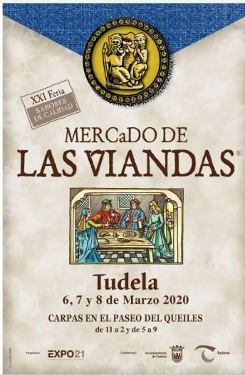MERCADO DE LAS VIANDAS 2020 TUDELA