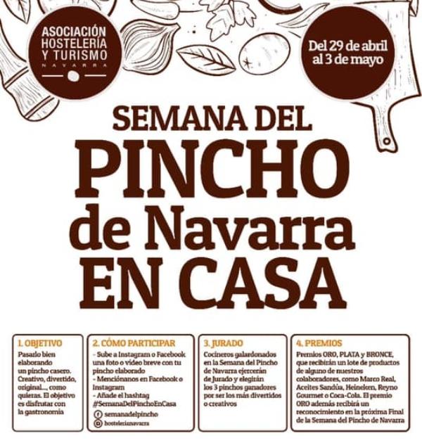 SEMANA DEL PINCHO DE NAVARRA EN CASA (1)