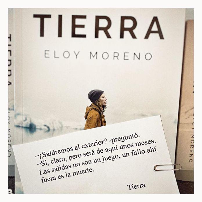 Tierra, Eloy Moreno