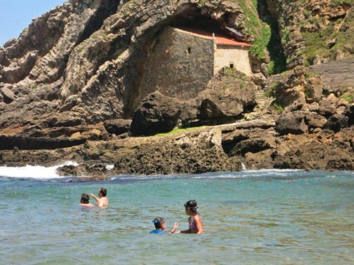 Cantabria en familia Playa Santa Justa
