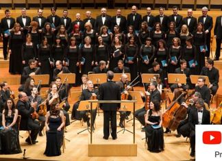 Retransmisión del Magníficat de Bach