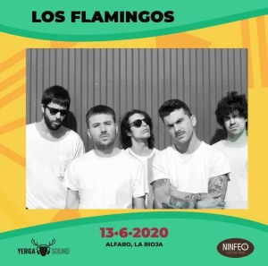 los flamingos, Alfaro