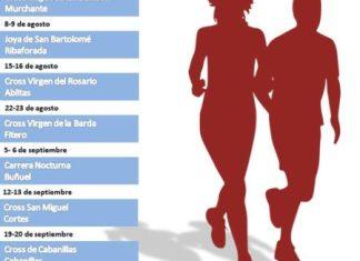 Circuito running Navarra Sur