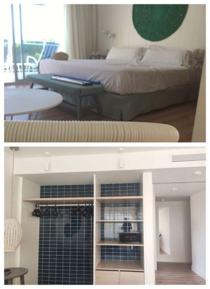 Habitación Blaumar Hotel