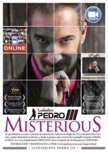 PEDRO III. MISTERIUS ONLINE